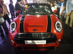 New MINI Convertible unveiled