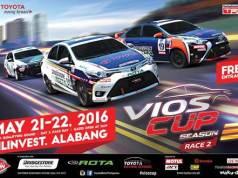 Toyota PH kicks off 2nd Leg of 2016 Vios Cup