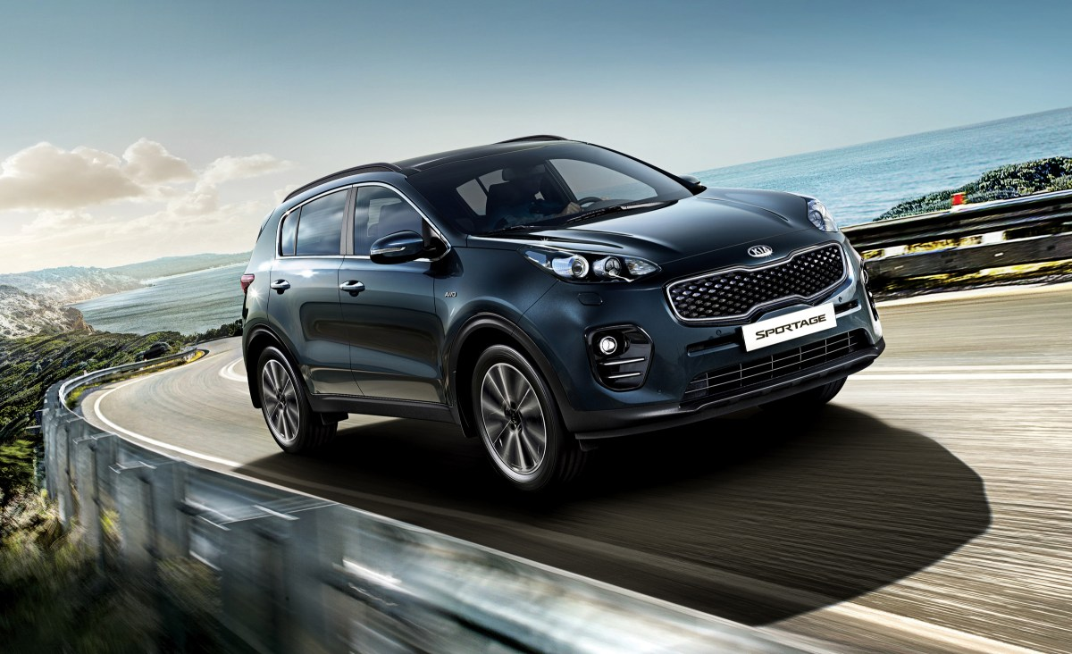 Top 3 Best Destinations to drive withthe Kia Sportage