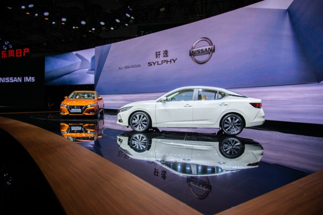 2019 Nissan Sylphy Receives Standing Ovation At Shanghai