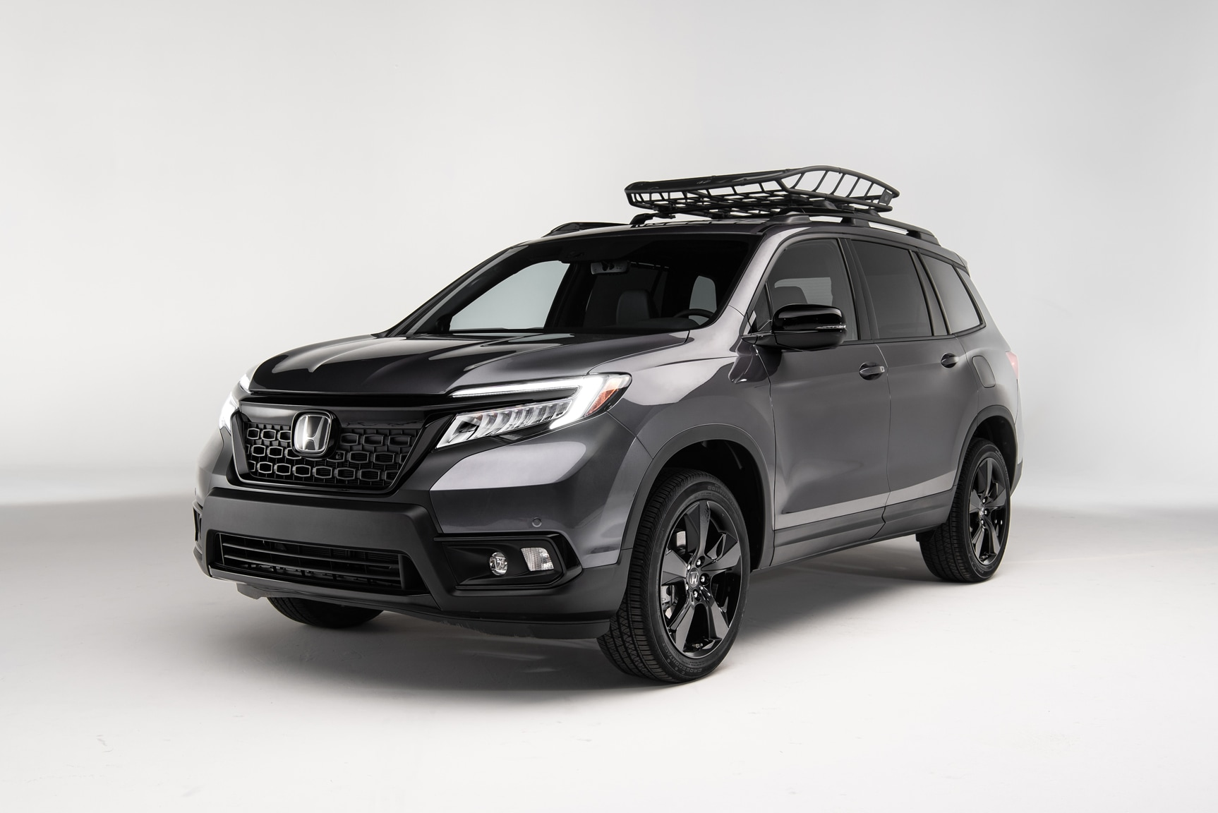 3 of 93 audio system. 2019 Honda Passport First Look More Space Nicely Equipped