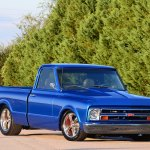 This 1967 Chevy C10 Went From The Pasture To The Passing Lane
