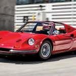 1973 Ferrari Dino 246gts Classic Drive