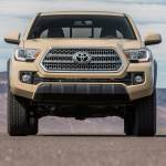 2016 Toyota Tacoma V 6 First Test Review