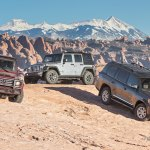 The Best 4x4 Suvs You Can Buy Today