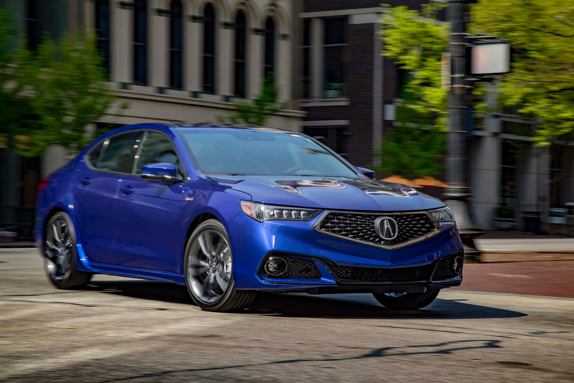 refreshing or revolting 2018 acura tlx