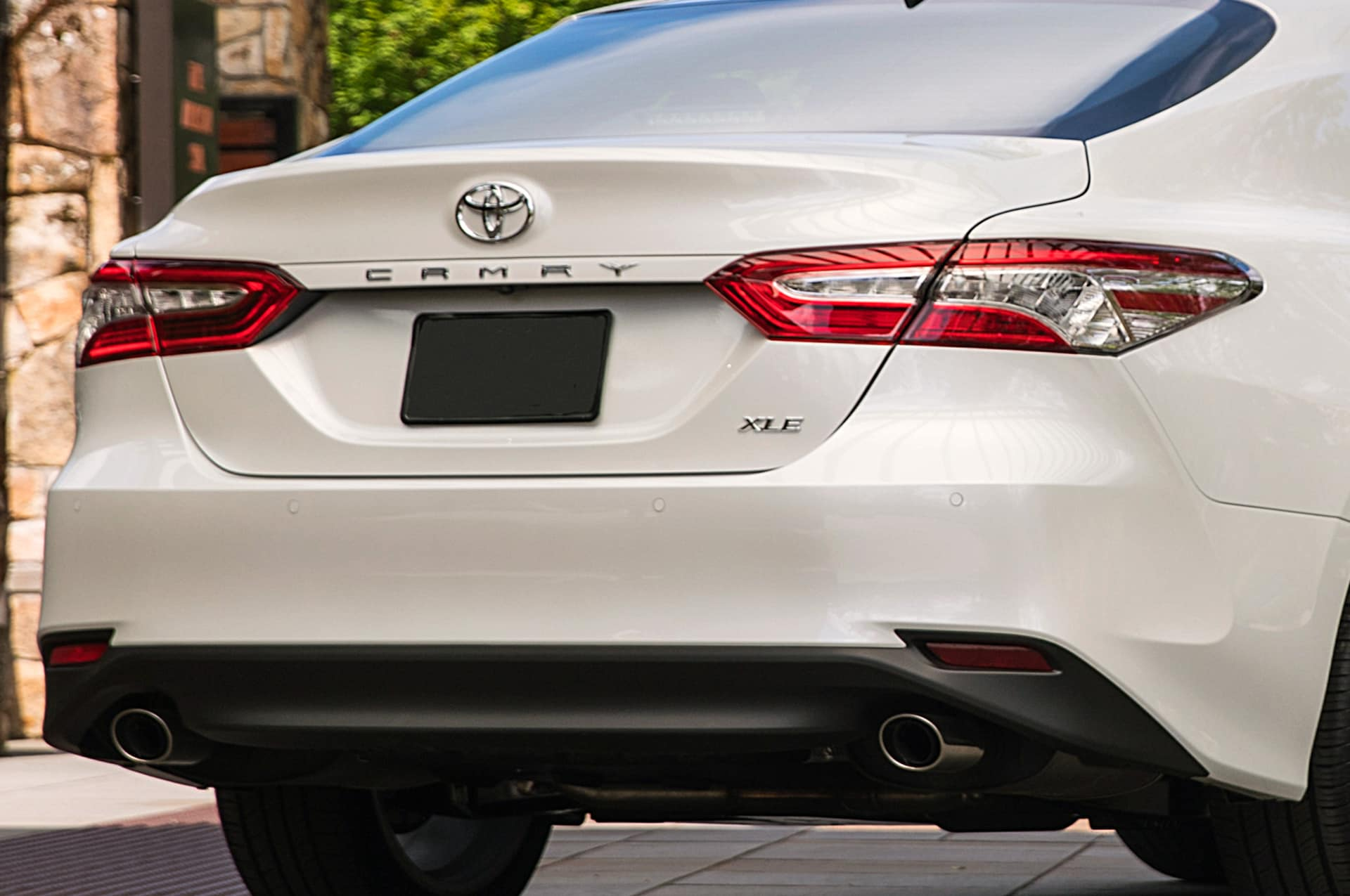 the 2018 toyota camry spotters guide