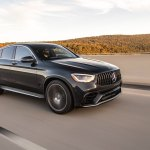 2020 Mercedes Amg Glc 63 S Coupe An Interior Befitting Amg