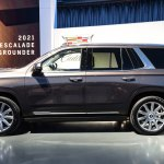 2021 Cadillac Escalade Vs Mercedes Benz Gls Class Comparing Luxe Suvs From America And Germany
