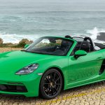 Porsche Boxster 718 Gts First Drive The Second Best Open Top Sports Car Under 100k