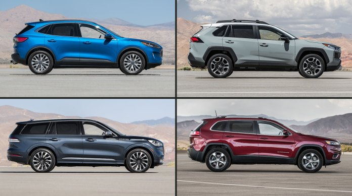 What Is The Difference Between An Suv And A Crossover