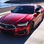 Acura Vp Hints At Additional Type S Models During 2021 Tlx Walk Around