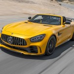 2020 Mercedes Amg Gt R Roadster First Drive Same Power Less Top