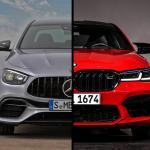 2021 Bmw M5 Vs 2021 Mercedes Amg E 63 S Spec Check