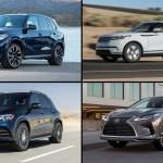 Best Midsize Luxury Suvs To Buy In 2020