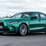 2021 Bmw M3 First Look Big Grille Big Power