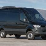 Mercedes Benz Sprinter 4x4 First Test Are Vans Better Than Pickups