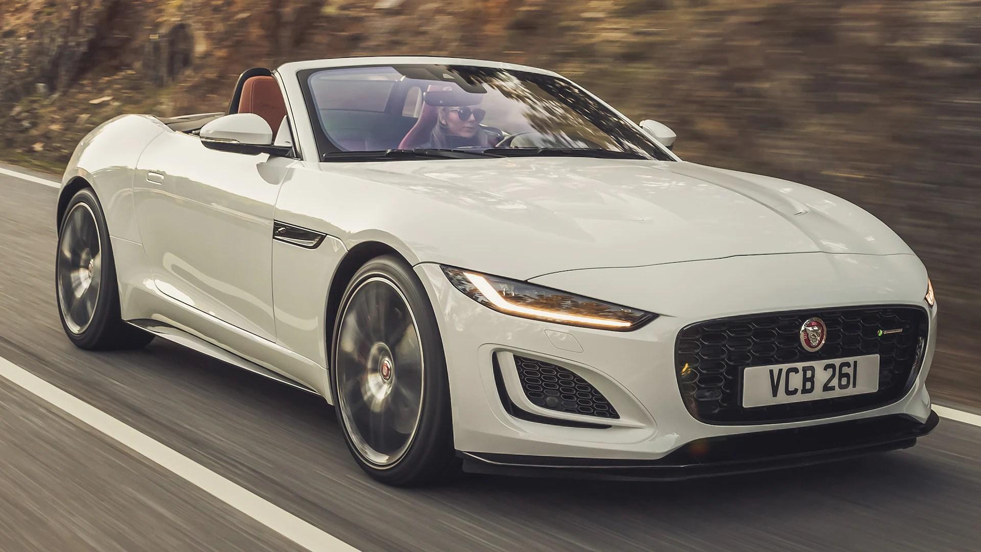 The car's jlr d6a platform is based on a shortened version of the xk's platform. 2022 Jaguar F Type Buyer S Guide Reviews Specs Comparisons