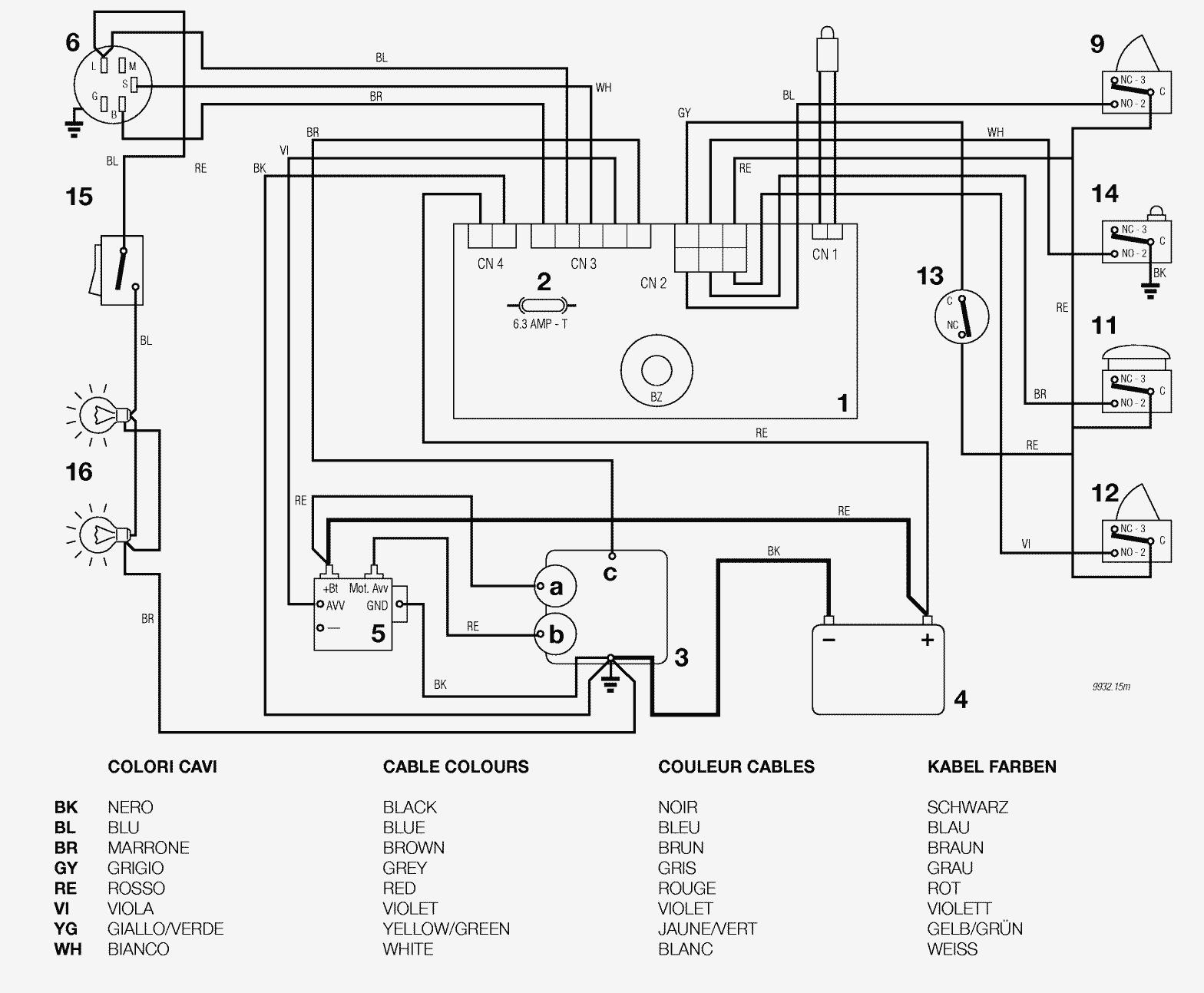 Ersatzteillisten Fur Solo Rasenmaher Elektrisches Schema