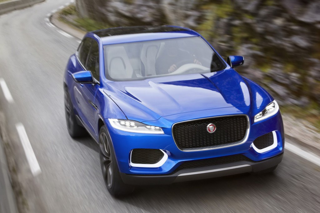 Jaguar Might Make An All Electric Crossover The E Pace