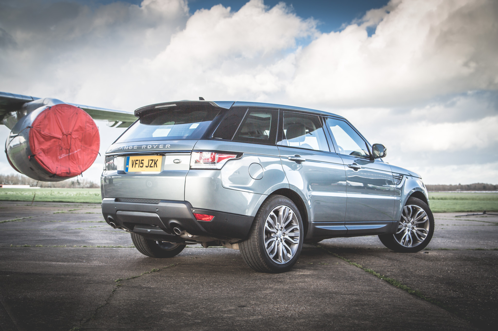 Land Rover Range Rover Sport HSE Dynamic 2016 Review