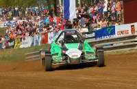 1 JORDÁK Radek CZE - Autocross Team Miminko - Alfa Racing Volvo