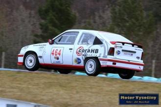 07 - Pavel Vratil - Opel Kadet Gsi - CoraHB Historic Racing club JIhlava