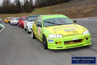 08 - Dominik Porazil - Honda Civic VTi - VPK Motors