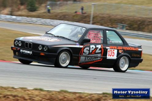 10 - Tomáš Homola - BMW E30 - SPZ VYSOČINA