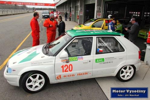 11 - Zdenek Mirovský - Škoda Felicie - AHL