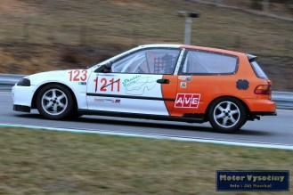 13 - Roman Karbaš - Honda Civic - Skalda Racing