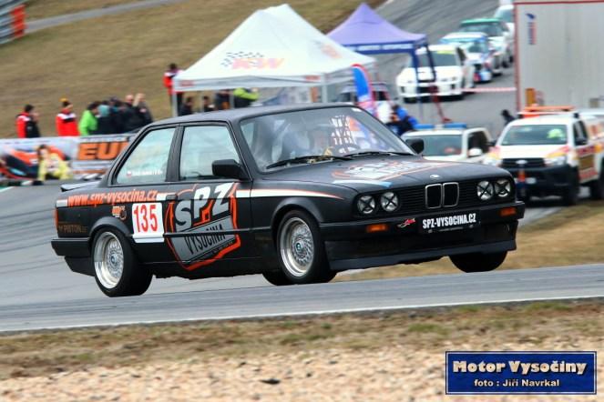 26 - Tomáš Homola - BMW E30 - SPZ VYSOČINA