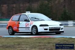 29 - Roman Karbaš - Honda Civic - Skalda Racing