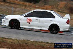 32 - Krystína Fillová - Mitsubishi Lancer EVO - Liqui Moly Racing Team