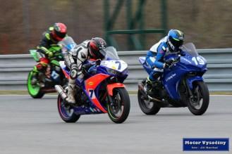 Jarní cena Brna 2018 - třída Twin+125GP+Moto3+ Stock 300