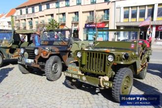 Zahájení veteránské sezóny v Třebíči 7.4.2018