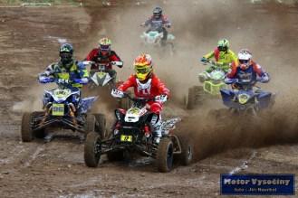 06 - MMČR Sidecarcrossu a quadu - Dalečín 2.6.2018