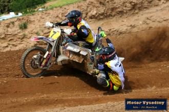 15 - MMČR Sidecarcrossu a quadu - Dalečín 2.6.2018
