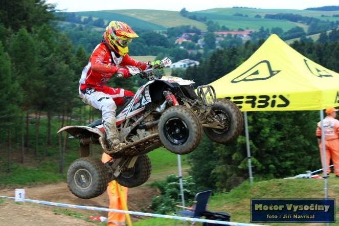 34 - MMČR Sidecarcrossu a quadu - Dalečín 2.6.2018