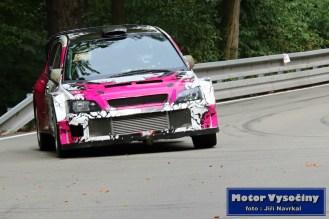 Drahoslav Šubert - Mitsubishi WRC05