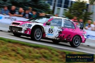 18 - Drahoslav Šubert - Mitsubishi WRC05