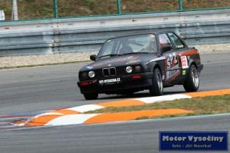 04 - Homola Tomáš - BMW E30- IV. RACE CAR SHOW MREC - Brno - 21.10.2018