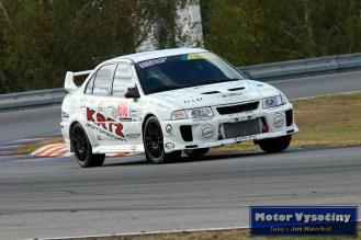06 - Fillová Kristýna - Mitsubishi MaLancer EVO IV- IV. RACE CAR SHOW MREC - Brno - 21.10.2018;