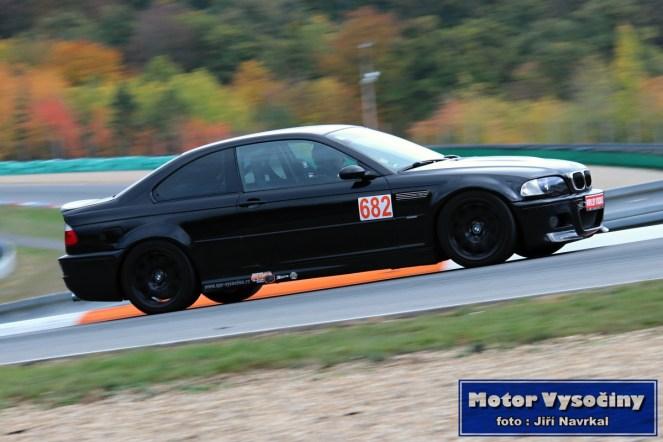 09 - Houska Roman - BMW M3 E46- IV. RACE CAR SHOW MREC - Brno - 21.10.2018