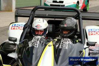 19 - Komárek David - Norma M20FC EVO Komvet- IV. RACE CAR SHOW MREC - Brno - 21.10.2018