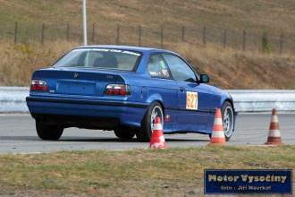 26 - Marek Lukáš - BMW E36- IV. RACE CAR SHOW MREC - Brno - 21.10.2018
