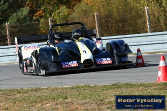 30 - Komárek David - Norma M20FC EVO Komvet- IV. RACE CAR SHOW MREC - Brno - 21.10.2018