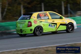 36 - Kožnarová Libuše - Škoda Fabia TDi- IV. RACE CAR SHOW MREC - Brno - 21.10.2018