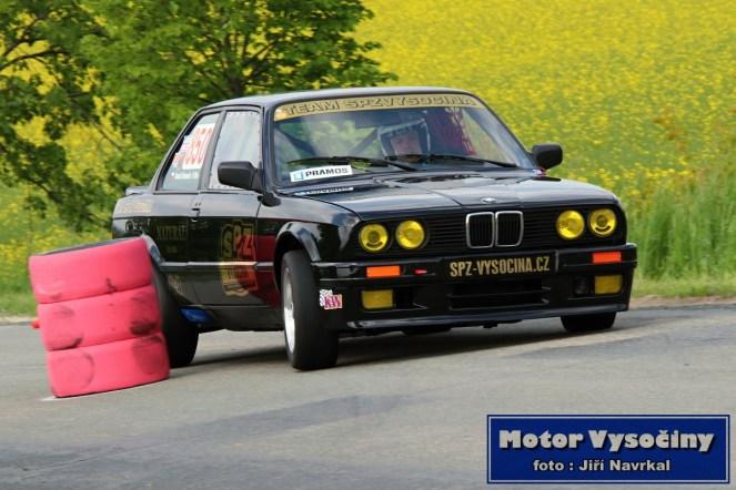 Tomáš Homola - BMW E30 - Mohyla míru 2019