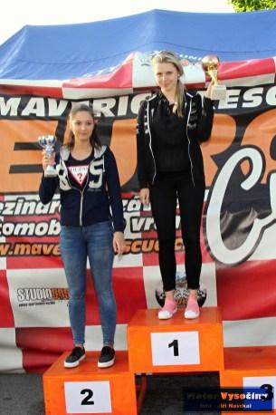 08 - Kristyna Fillová vítězka dámské trofeje Mohyla míru 2019